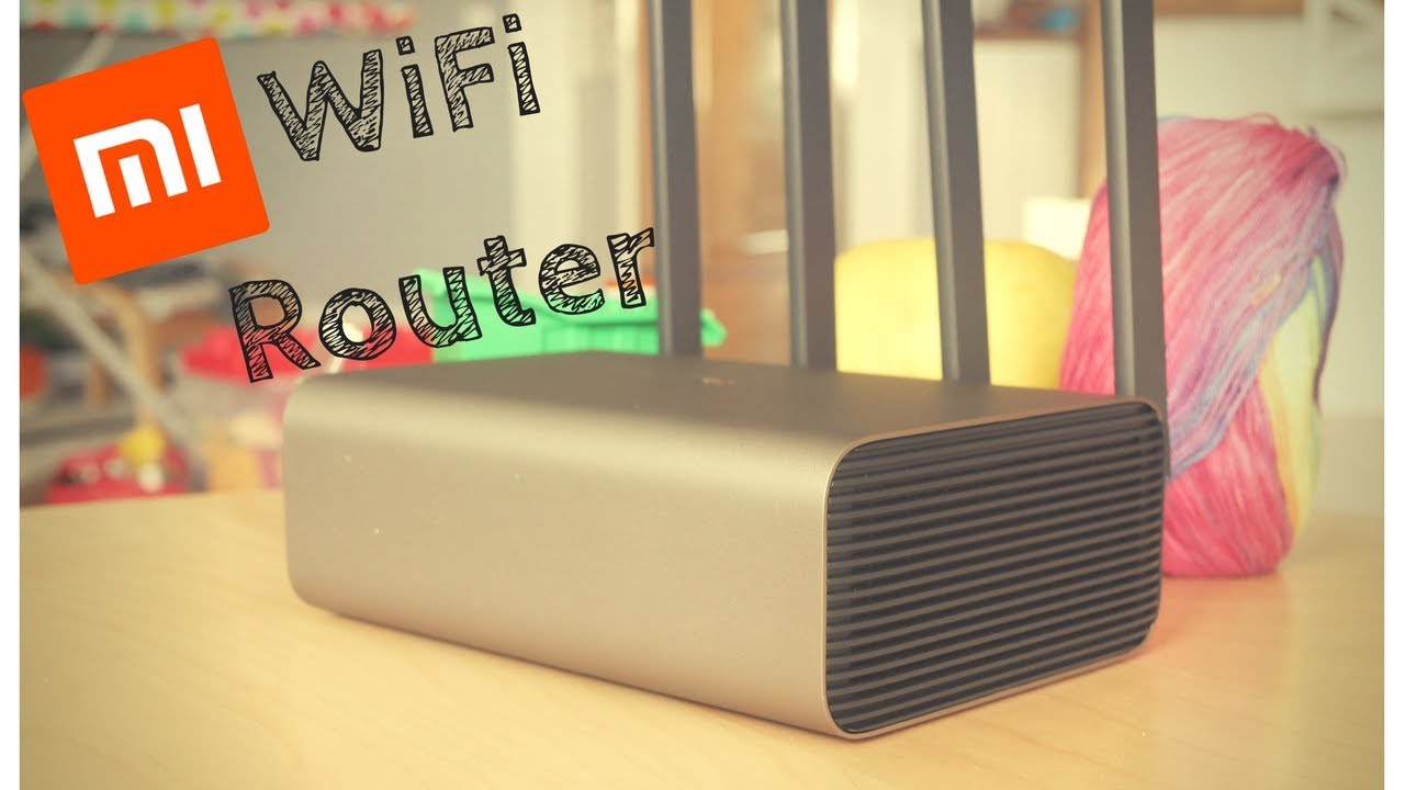 The WiFi router that rocks! - Xiaomi Mi R3P (and English GUI tutorial)
