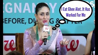 Kareena Kapoor Shares Her POST Pregnancy Diet After Taimur Ali Khan