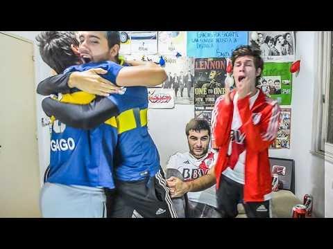 Boca 5 Alianza Lima 0 y Palmeiras 3 Junior 1 | Copa Libertadores 2018 | Reacciones de Amigos