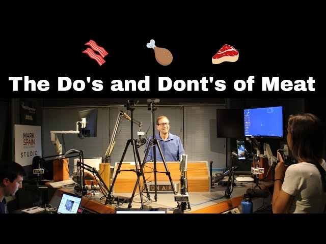 The Do's and Dont's of Meat