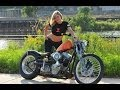 2013 Hidden Softail Bobber with Springer,Hand-built Oil & Gas Tank  (Motorcycle Video)