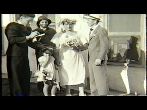 DiCarlo Shotgun Wedding Circa 1940