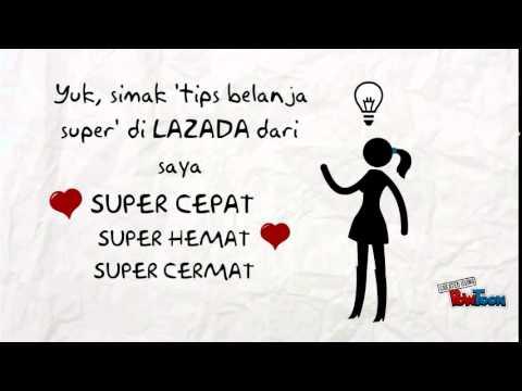 Tips Belanja Online SUPER Di LAZADA