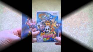 Wicked Monsters Blast Nintendo Wii Unboxing