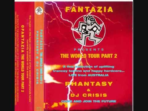 DJ CRISIS FANTAZIA SYDNEY NYE 93/94