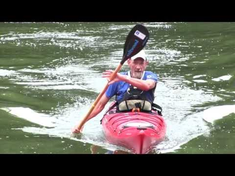 Kayak Forward Stroke - How to Paddle series