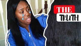 THE TRUTH ABOUT KLAIYI HAIR!! | Nadia Nicole