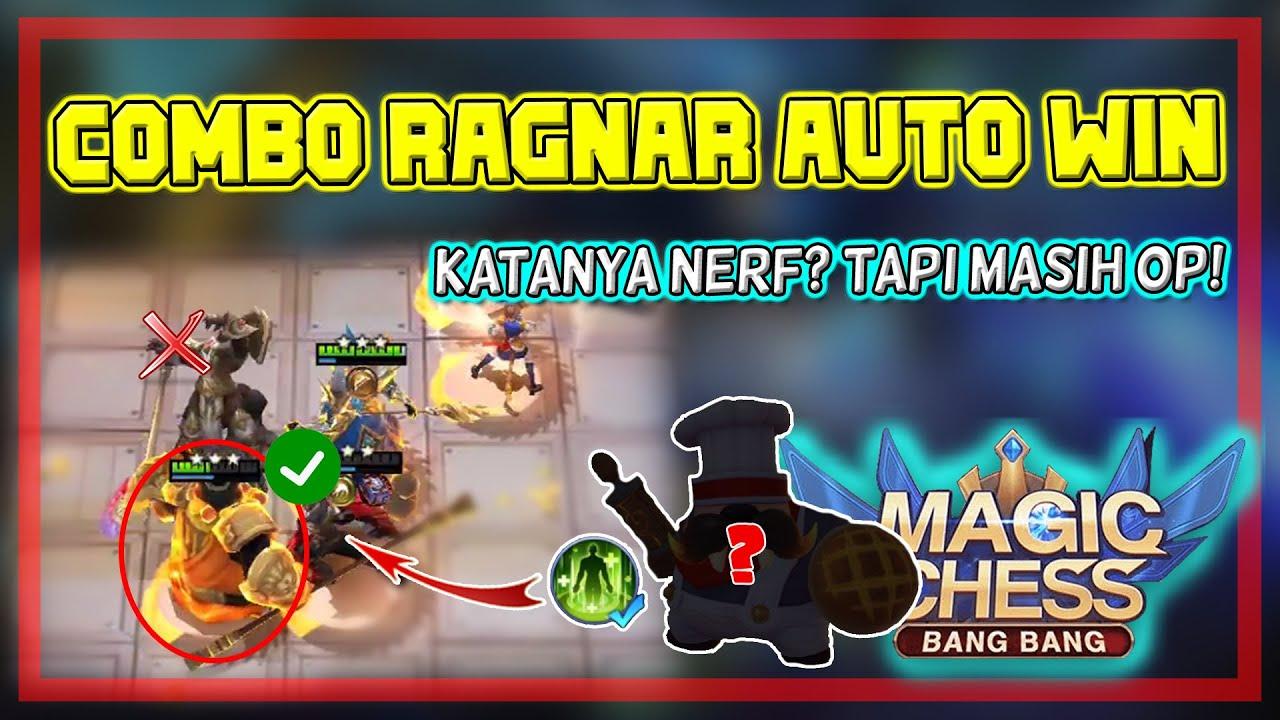 Combo Terbaik setelah di NERF - 100% Gila! Combo Terkuat Magic Chess - Mobile Legends Bang Bang