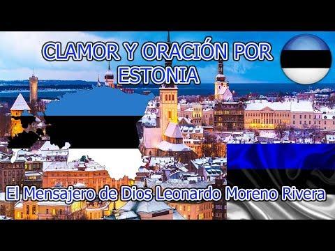 CLAMOR Y ORACIÓN POR ESTONIA