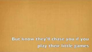 Sugarcane by Missy Higgins **with lyrics on screen**