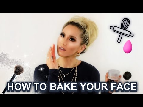 HOW TO BAKE…YOUR FACE 👩🏼🍳| BAKING VS SETTING YOUR MAKEUP FOR ALL AGES | MATURE SKIN BAKING 101