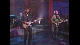 Semisonic - Singing In My Sleep - CBS Late Show