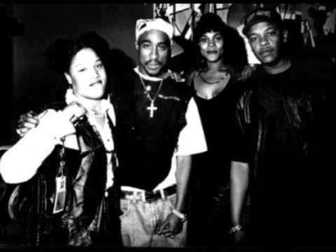 THE LADY OF RAGE FT 2PAC - BIG BAD LADY
