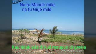 Bhagwan Hai Kahan Re Tu ~ ost PK ~ lirik + terjemahan ~ mencari Tuhan #Jember