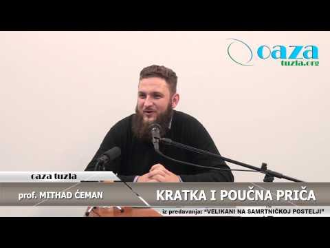 KRATKA I POUČNA PRIČA - prof. Mithad Ćeman