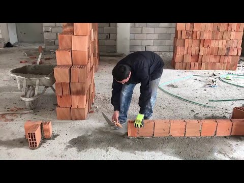 The fastest wall-building