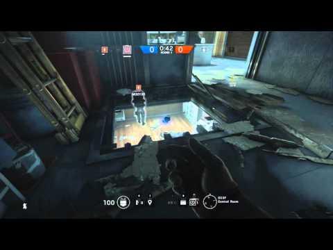 Rainbow Six Siege Thermite Glitch - No Detonation