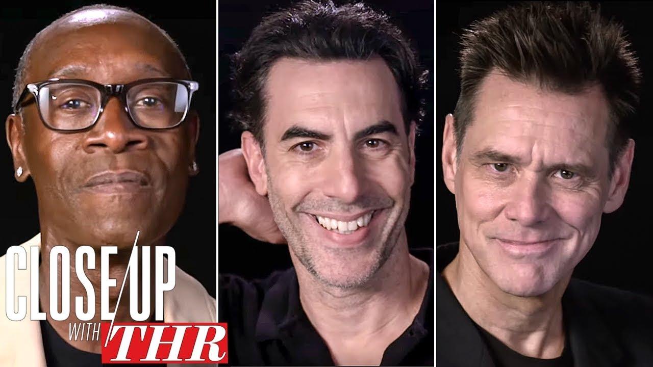 Download Comedy Actors Roundtable: Sacha Baron Cohen, Jim Carrey, Don Cheadle & More | Close Up
