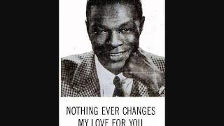 Watch Nat King Cole Ask Me video