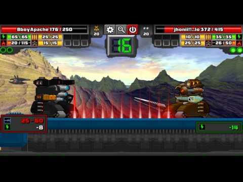 SuperMechs: Heat Mech Warrior Strategy!