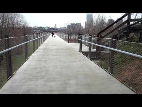 T.  Tyler Potterfield Bridge in Richmond VA