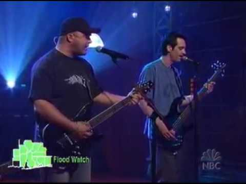 Staind - Layne (Live at The Tonight Show with Jay Leno)