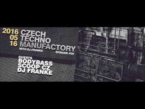 Czech Techno Manufactory with Dj Franke | Episode 29 | Scoop
