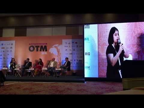 Blogging & Social Media Marketing influencers talk about trends at OTM Mumbai 2018
