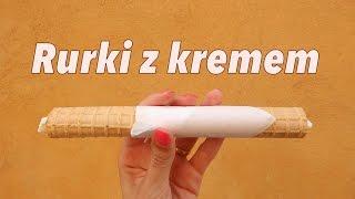 Rurki Z Kremem: Polish Torpedo Dessert