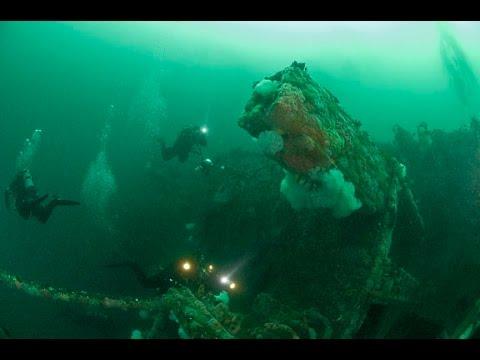 Yukon Wreck Dive, San Diego & CA - 2014
