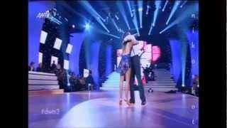 Γιάννης Αϊβάζης_Dancing With The Stars 3_Live 2