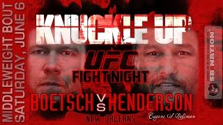 Knuckle Up #362: UFC Fight Night of the Long Knives