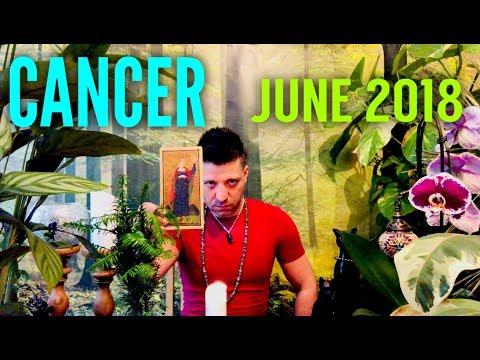 CANCER June 2018 - AMAZING OPPORTUNITY | Invitation & Love - Cancer June Horoscope Tarot