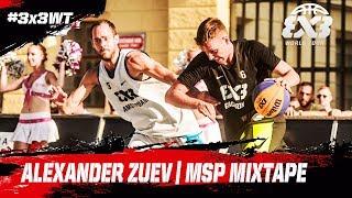Alexander Zuev - Gagarin | MSP Mixtape | FIBA 3x3 World Tour 2018 - Prague Masters 2018