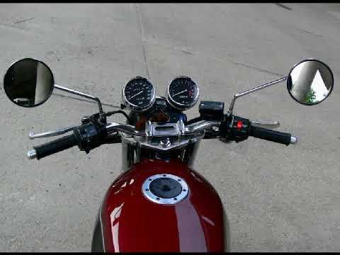 Kawasaki Zephyr  Specs