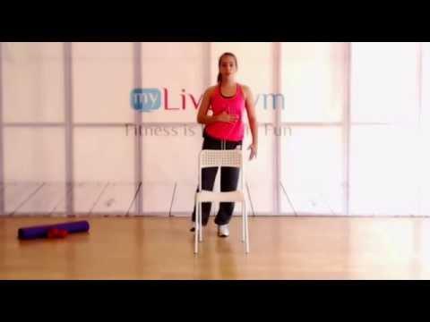Πως να αποκτήσεις σφιχτούς γλουτούς με γυμναστική στο σπίτι
