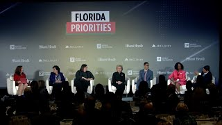 Florida Priorities event: What Florida wants