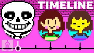 The Complete Undertale Timęline - Pacifist | The Leaderboard