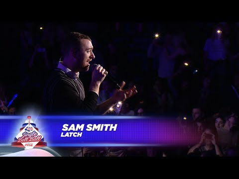 Sam Smith - 'Latch' - (Live At Capital's Jingle Bell Ball 2017)