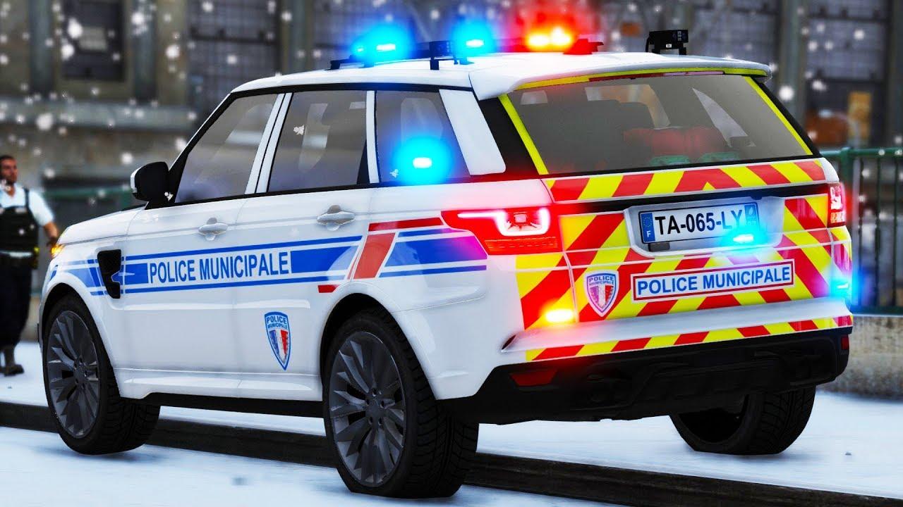 [GTA-LSPDFR] PATROUILLE TRÈS AGITÉ | POLICE MUNICIPALE #186