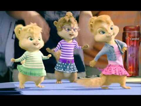 Alvin y las ardillas juntos somos m s youtube for Alvin y las ardillas