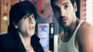 Pepsi John Abraham & Shahruk Khan full AD. . . . .(HD 720p)
