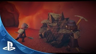 The Tomorrow Children: Unite for Glory! | Alpha Footage | PS4