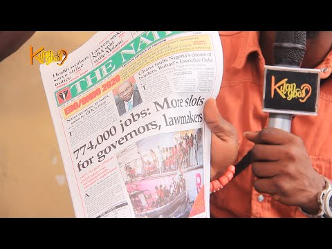 Gunmen assasinate President Villa Director in Abuja and other newspaper headlines from YouTube · Duration:  24 minutes 35 seconds