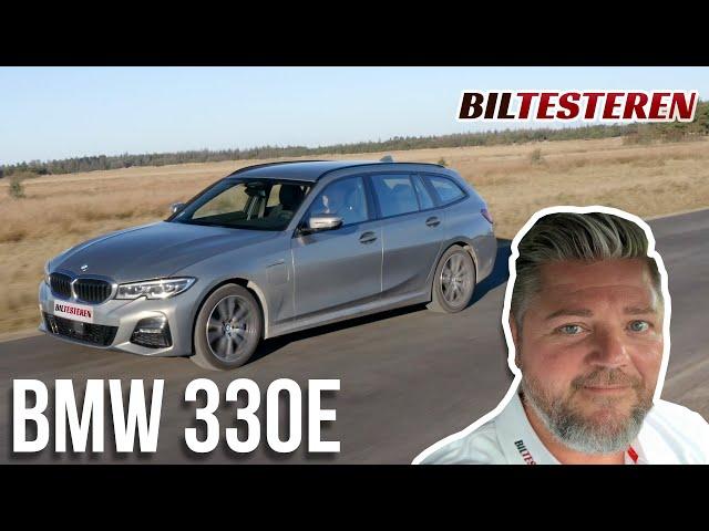 Tør du vælge BMW 330e? (test)