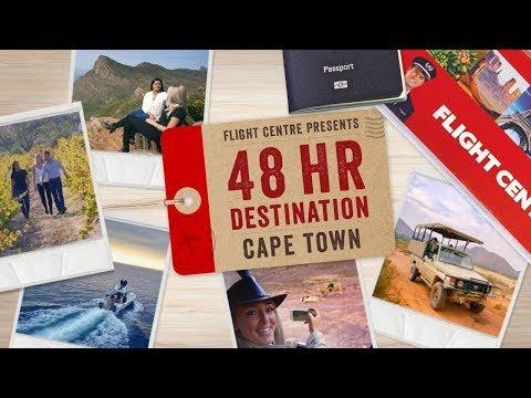 The 48-Hour Destination - Cape Town  (Ep. 4)
