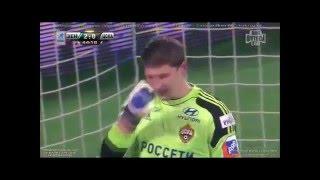 15 лучших голов РФПЛ сезона 2013/14