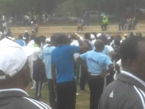federation of public service game in Abuja