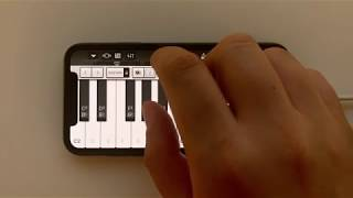 Foster The People - Pumped up Kicks on iPhone (GarageBand)