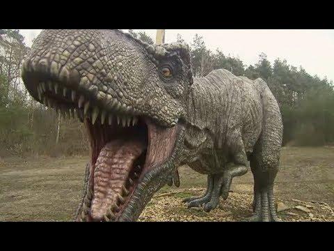 Der Dinosaurier-Park Münchehagen